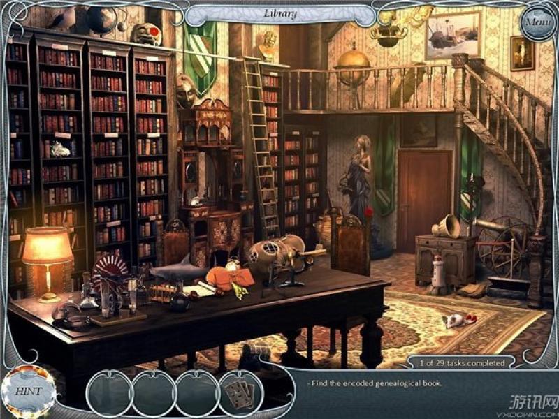 寻宝猎人3:幽灵的指引 英文版下载