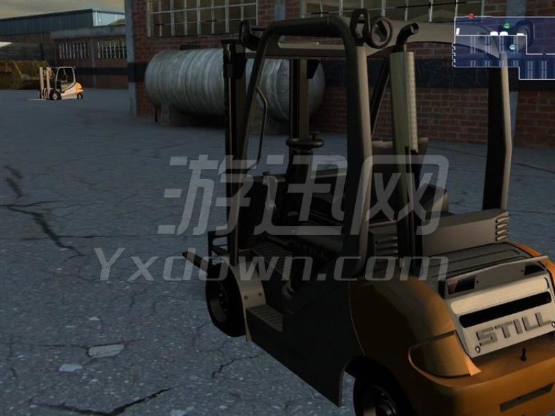 叉车模拟2009 英文版下载