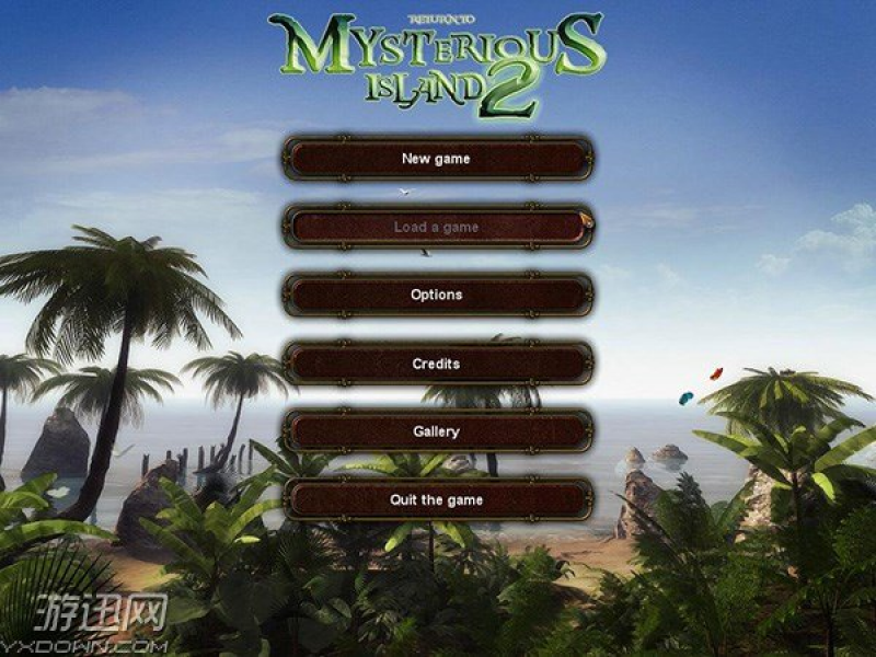 重返神秘岛2 中文版下载