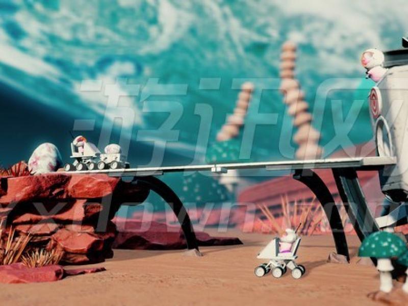 疯狂机械3 中文版下载
