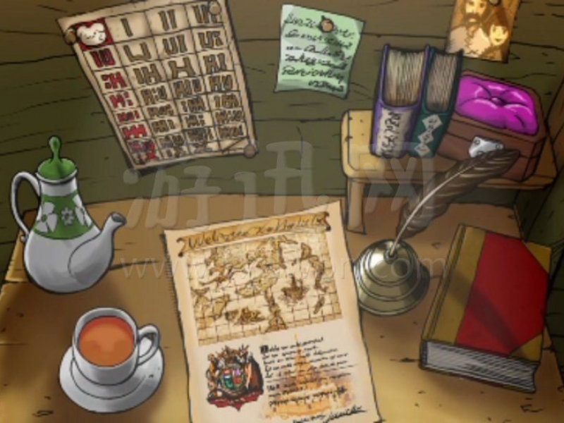 幻想国物语:那鲁鲁王国物语 PC中文版下载