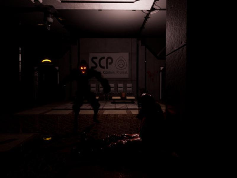 SCP:Blackout 英文版下载