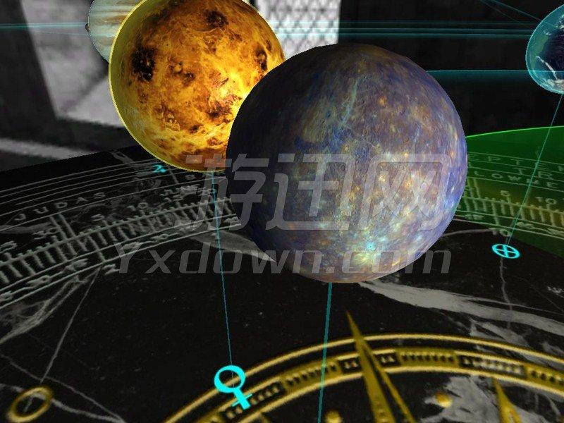 模拟太阳系 破解版下载