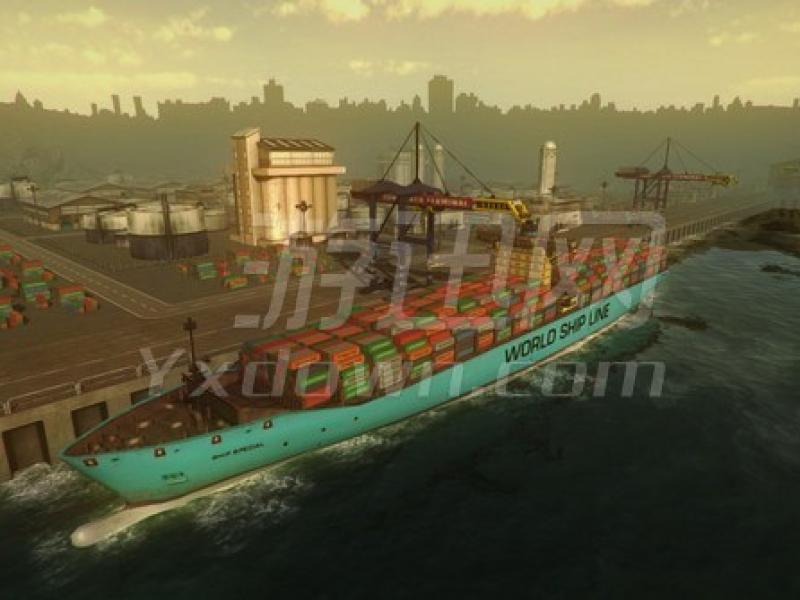 运输船2017 英文版下载
