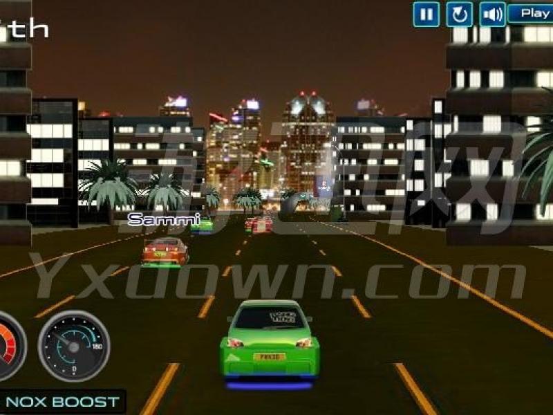 街道比赛 电脑版下载