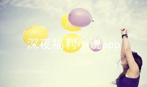 深夜福利小说app