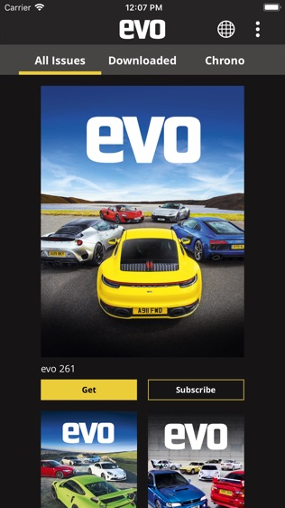 evo Magazine软件截图0