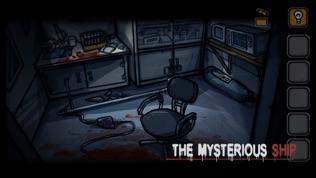诡船谜案:密室逃脱