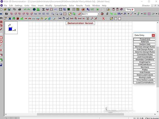 RISA 3D(工程结构设计软件)下载
