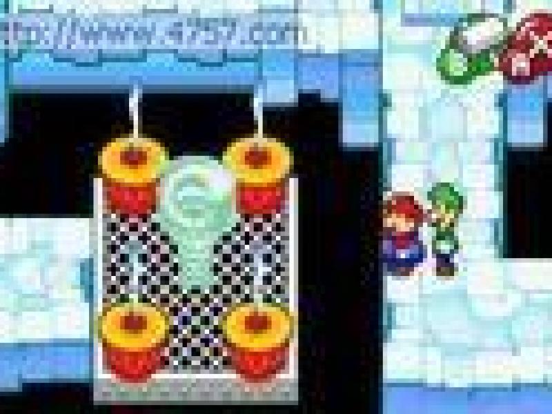 马里奥和路易-超巨星传说 日文版[GBA游戏]下载