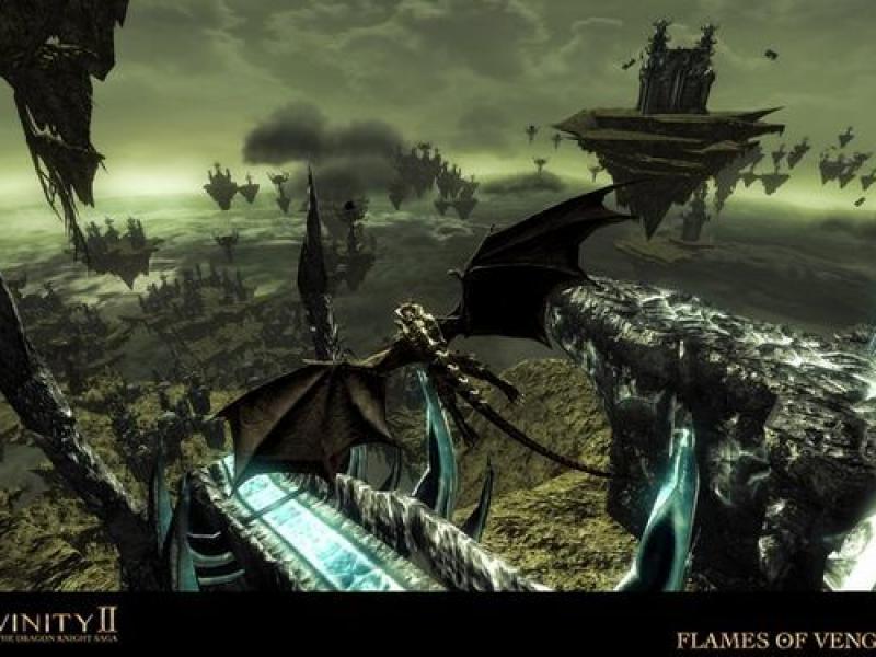 神界2:龙骑士传奇 硬盘版下载