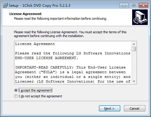 1Click DVD Copy Pro(DVD复制工具)下载