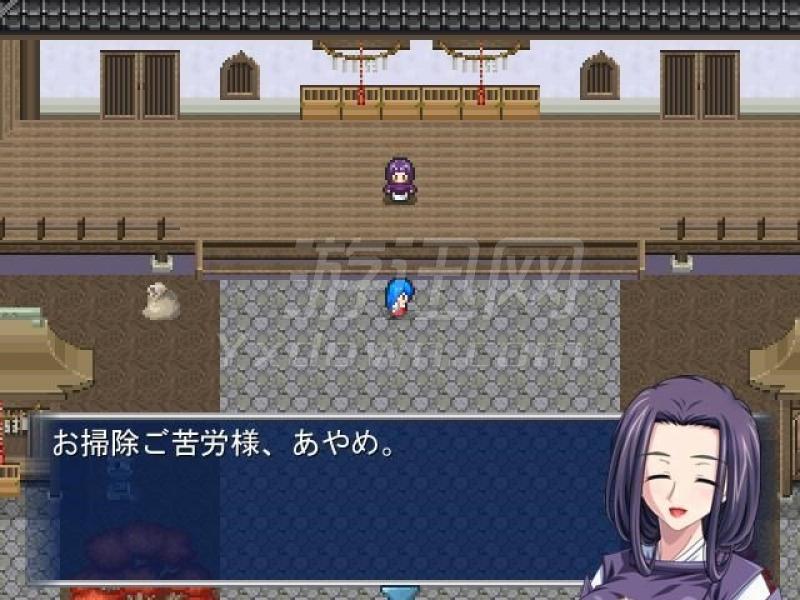 青巫女幻想曲 日文版下载