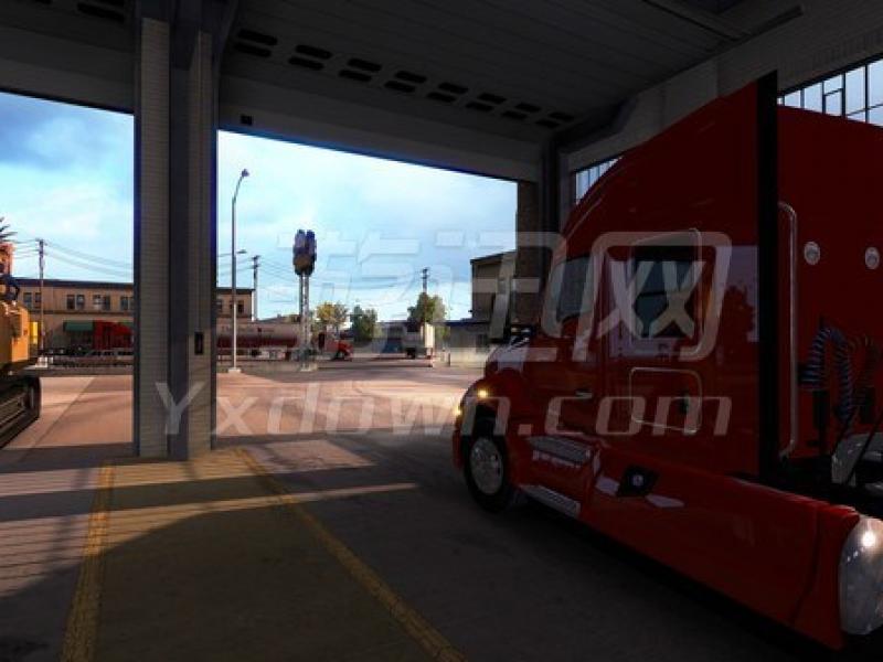 美国卡车模拟1.6 中文版下载