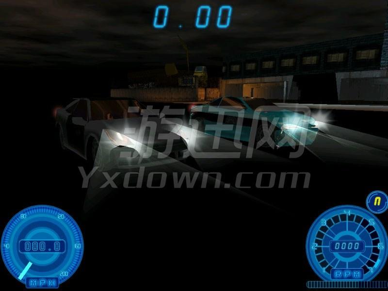 午夜狂飆:改装车大赛 英文版下载