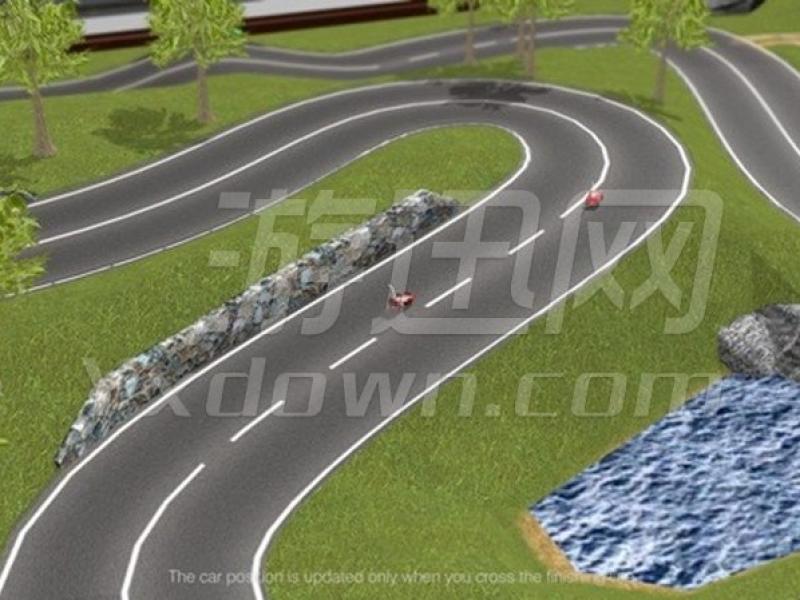 遥控赛车模拟 英文版下载