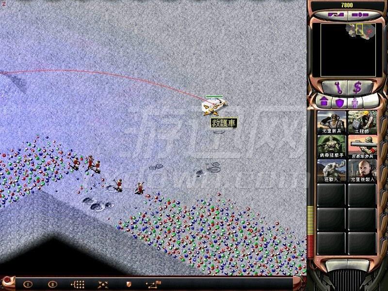 红色警戒2尤里的实验 中文版下载