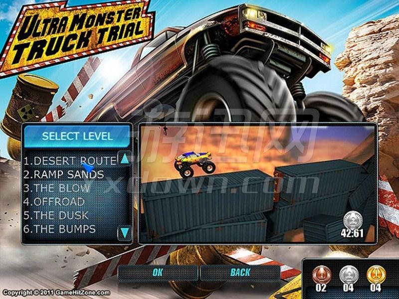 超级怪物卡车 英文版下载