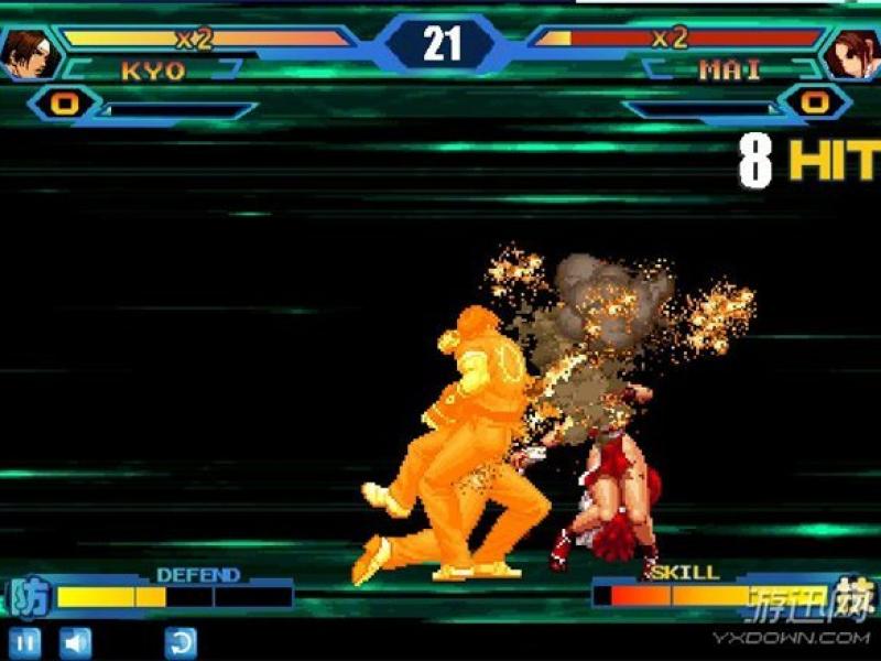 拳皇1.85 无敌版下载