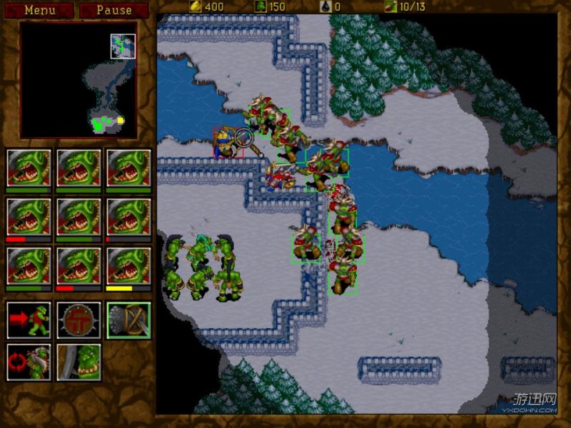 魔兽争霸2:战网版 英文版2.02下载