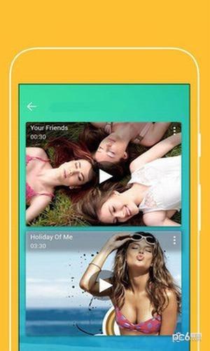 照片幻灯片app软件截图2