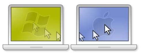 鼠标键盘共享工具(ShareMouse)下载