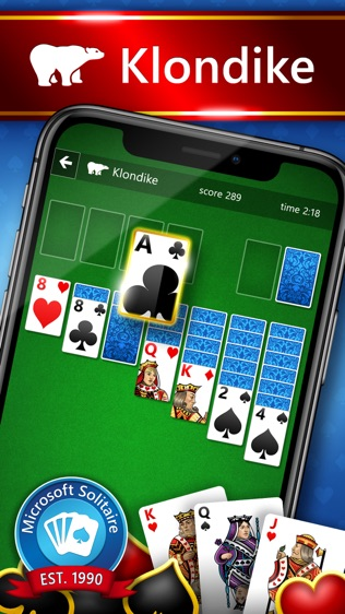 Microsoft Solitaire Collection软件截图0