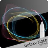 丝绘(Silk paints - Galaxy Note)