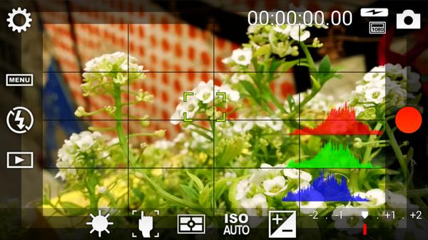 Cinema FV-5(专业摄像)软件截图1
