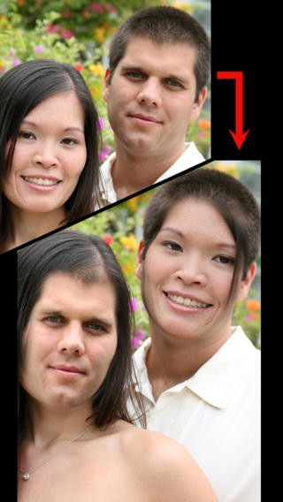换脸软件(iSwap Faces)软件截图1