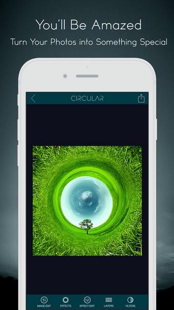 球形全景照片app软件截图3