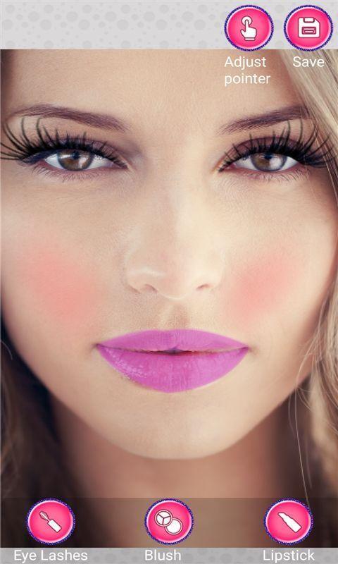 美女美妆神器软件截图0