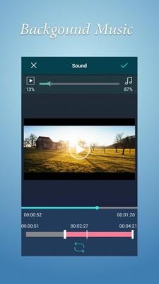 高清视频编辑器软件截图3