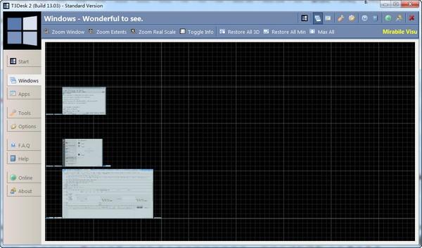 T3Desk(桌面程序管理工具)下载