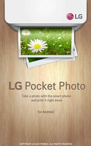 LG口袋相印机app软件截图0
