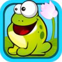 儿童益智青蛙过河