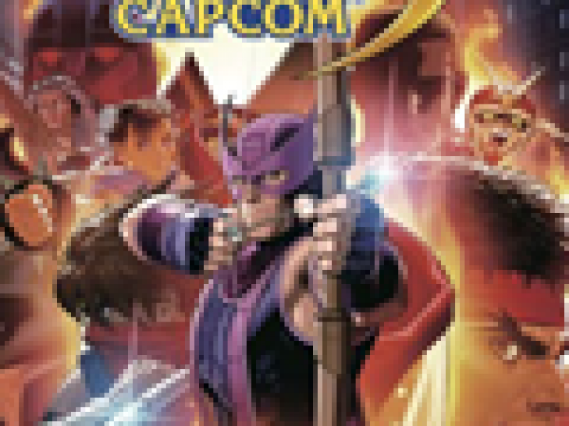 终极漫画英雄VS卡普空3 PC版