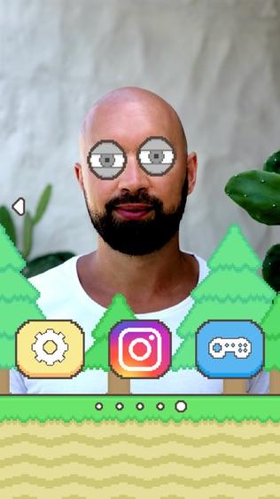 Flappy Family: Flap Bird Flap软件截图2