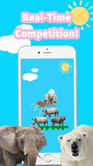 AnimalTower Wars软件截图1