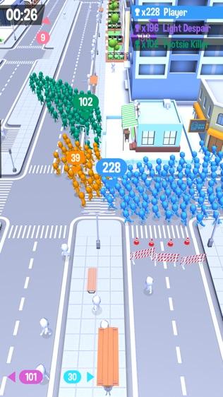拥挤城市!软件截图0