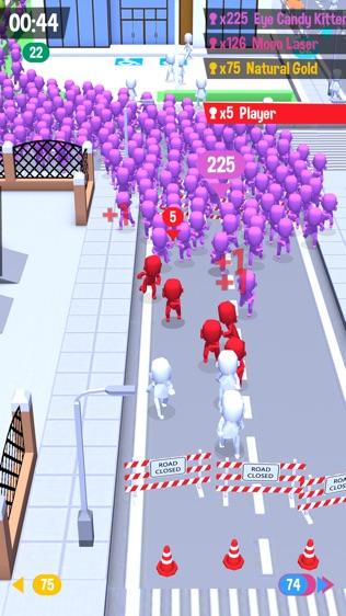 拥挤城市!软件截图1