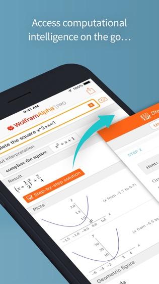WolframAlpha软件截图0