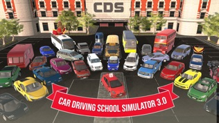 Car Driving School Simulator软件截图1