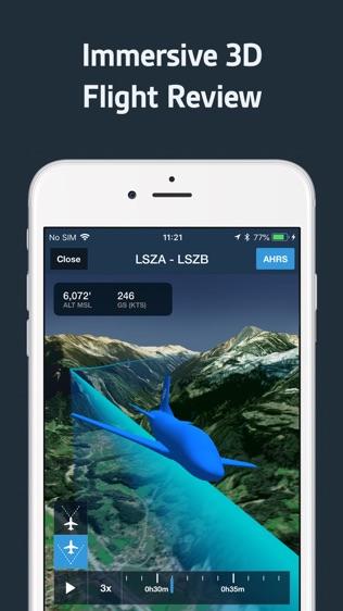ForeFlight Mobile软件截图1