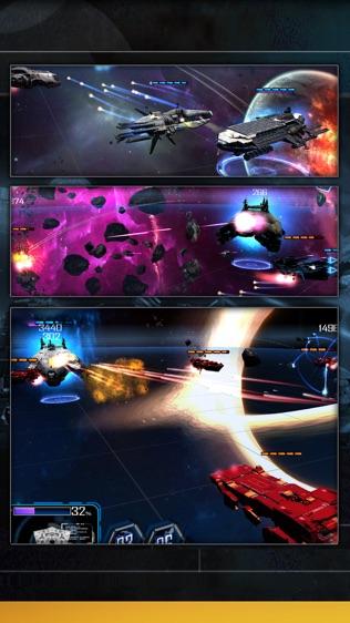 银河掠夺者-征服宇宙软件截图1