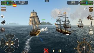 The Pirate: Caribbean Hunt软件截图2