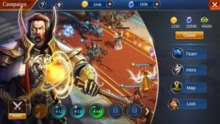 Trials of Heroes: Idle RPG软件截图2