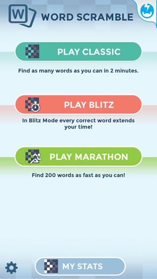 Word Scramble!软件截图1