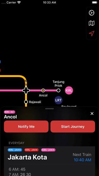 雅加达地铁软件截图1