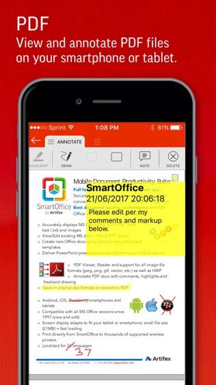 Smart Office for Good软件截图2